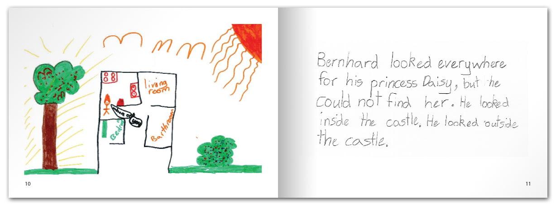 Bernard to the rescue