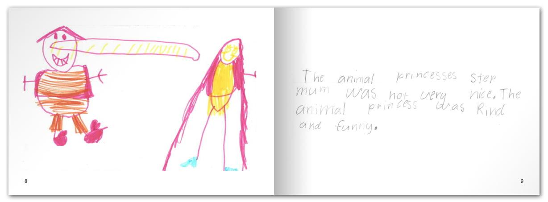 The Animal Princess