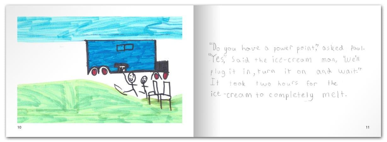 The Ice Cream Frenzy