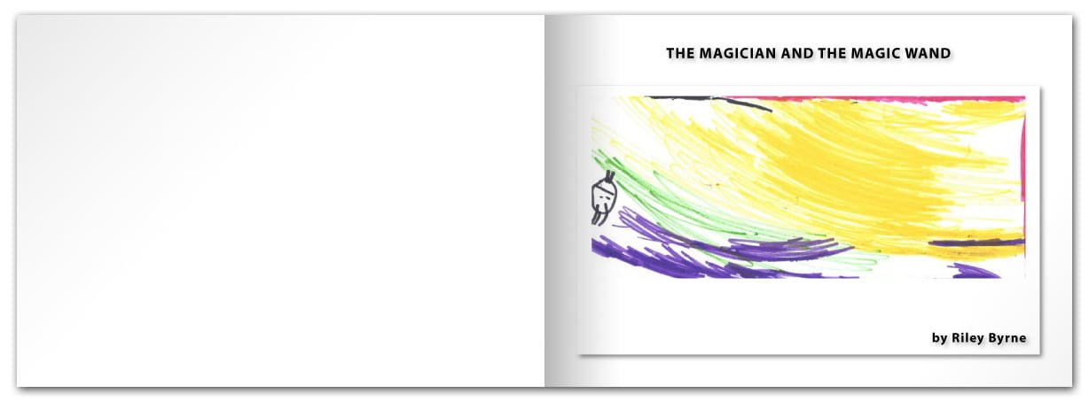 The Magician and the Magic Wand